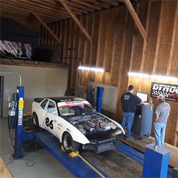 Dynocom Chassis Dyno test